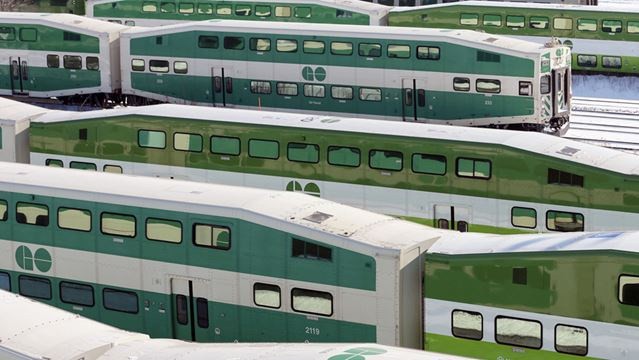 GO Train Expansion in the Niagara Region image
