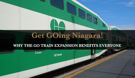 Get GOing, Niagara! Why the GO Train Expansion Benefits Everyone image