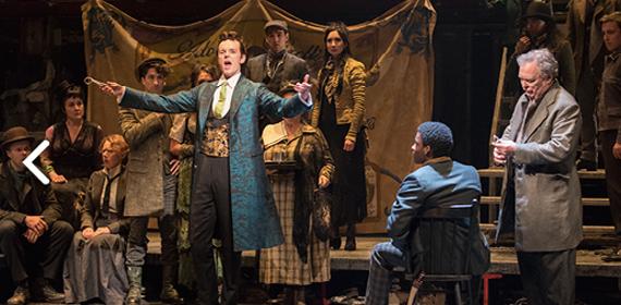 Plays in Niagara. Sweeney Todd. Musical, Niagara on teh Lake