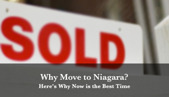 Why Move to Niagara? Here's Why Now is the Best Time image