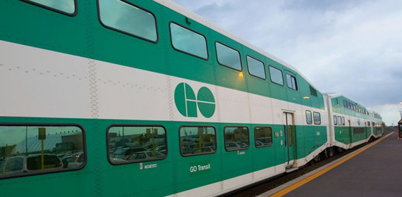 Go Train expansion in Niagara
