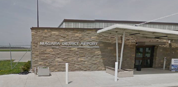 Niagara District Airport will soon become more popular.