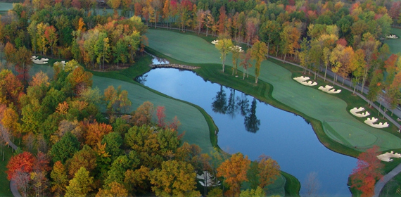 Golf courses in Niagara Falls.