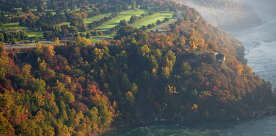 Top golf courses in Niagara, Ontario.