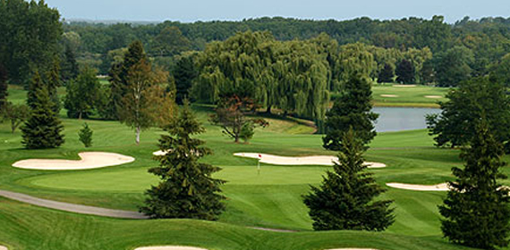 Niagara's top golf courses.
