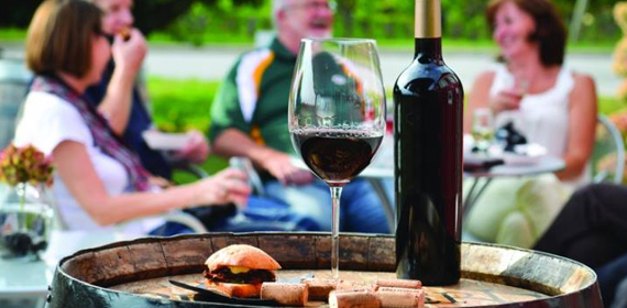 Enjoy the wine and food experiences at this year's Niagara Wine Festival.